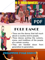 Chapter 2.Folk Dances