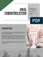 Oral Commnucation - Hussein ALTAMIMI.pptx