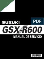 GSXR manual