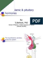 Hypothalmic Pituitary Hormones