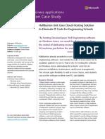 Case Study Cloud Computing Halliburton