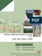 National Urban Development Strategy Nepal