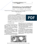 TRIBOLOGICAL BEHAVIOUR OF Co-Cr-Mo and UHMWPE THE.pdf
