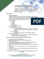 Propuesta de Diagnosticos, Planificación y Seguimiento