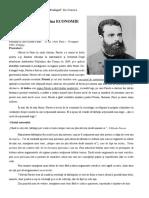 Economie Vilfredo Pareto