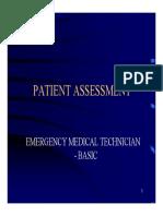 11 SHG EMT Patient Assessment