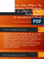 Factors That Affect The Attendance Of Students And.pptx
