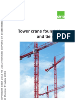 CIRIA Report C761 - Tower Crane Foundation and Tie Design - Graham Garner & Partners Copy