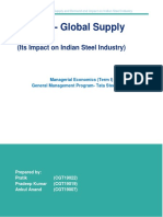 20190930 Project_Iron Ore Supply and Demand v02