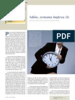 Calendario Trabajo Krugman Rifkin Semana Inglesa Desempleo Prevencion