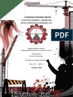 Tercrer Informe de Construccion