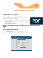 Upgrade Installation Instructions_E160G