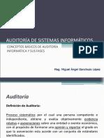 Fases de La Auditoría Informática y Conceptos Básicos 2.1