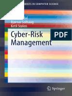 (SpringerBriefs in Computer Science) Atle Refsdal, Bjørnar Solhaug, Ketil Stølen (Auth.) - Cyber-Risk Management-Springer International Publishing (2015)