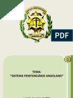 Sistemas Penitenciário Angolano