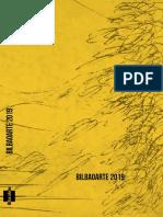 BilbaoArte 2019 . URTEKARIA / ANUARIO / YEARBOOK