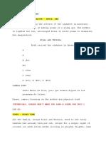 Rizal Short Script