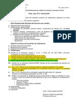 Informe Nro. 06