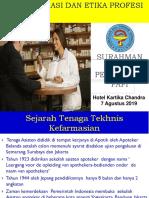 Reregistrasi Dan Etika Profesi