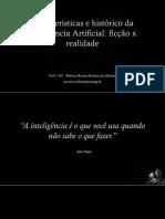 Inteligência Artificial - Palestra Ufu