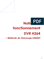 Notice simplifiee DVR 2014 3.0 + methode Eseenet