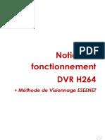 Notice simplifiee DVR 2014 3.0 + methode Eseenet