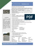 Fibermesh 650S Datasheet