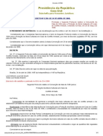 Decreto Nº 5760