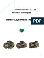 Le Moteur Asynchrone Triphase - Pour Fusion