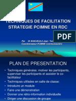 Techniques de Facilitation Formateurs Pcime