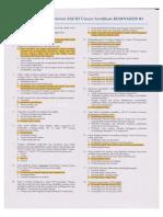Kisi-kisi Soal Ujian Ahli k3 Umum