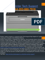 Brother Printer Tech Support Number+44-203-880-7918