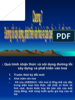 Chuong VII-Duong Loi Van Hoa