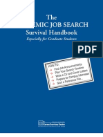 Ga Cad Job Search Handbook