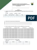 Taller Del Curso Remedial Matematicas 5 2019