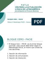 Bloque Cero (Power Point)
