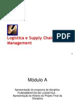Logística e Supply Chain