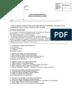 Evaluaciones diagnosticas 5