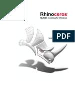Manual de Uso Rhino4.0