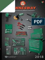 Jonnesway - Catálogo de Ferramentas 2018