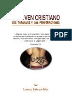 Piercing Tatoo-joven Cristiano