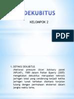 PPT DEKUBITUS