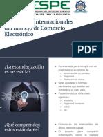 Estándares internacionales del Comercio electrónico