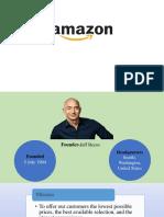 Amazon overview