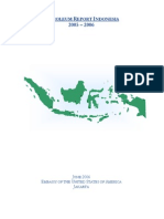 Indonesia Usa Petroleum Report 2005-2006