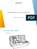 Princípios & Descrições ACL Clássicos
