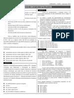 Cespe 2019 Tce Ro Auditor