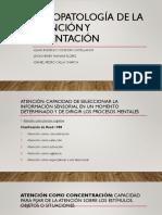PSICOPATOLOGIA DE LA ATENCION Y ORIENTACION.pptx