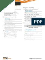 GIS Grammar Help Unit 7