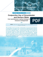 FOSTER Et Al. 2010 Conjunctive Use of Groundwater and Surface Water